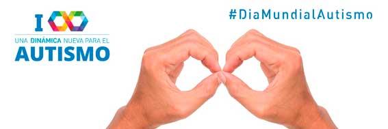 Campaña de Autismo España por el #DiaMundialAutismo