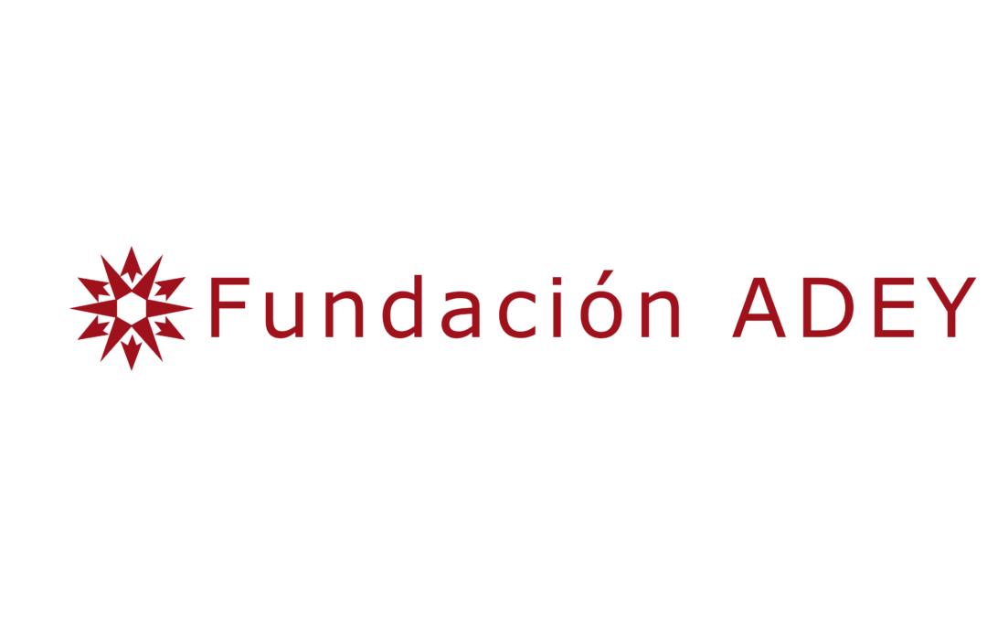 Logo fundación ADEY