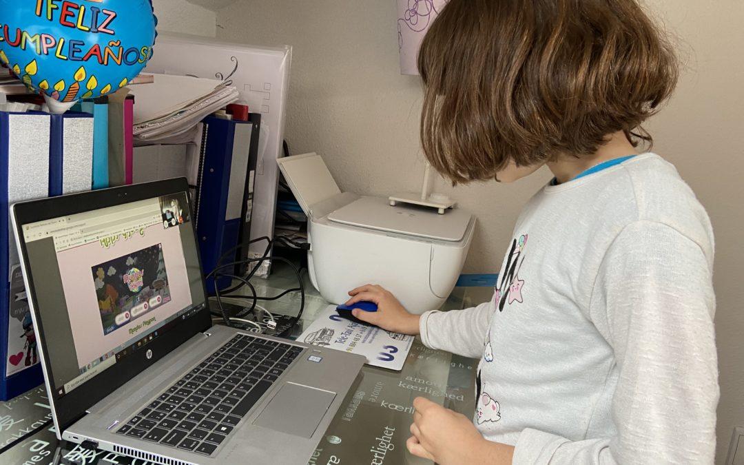 Terapias on-line para personas con TEA en tiempos del COVID-19