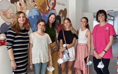 Fundación ConecTEA acaba sus primeras prácticas universitarias on line del Máster de Atención Temprana