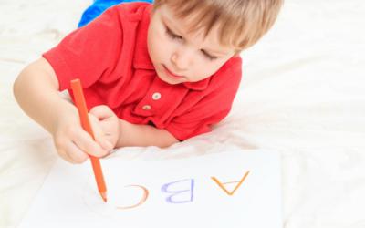 Actividades para fomentar la escritura desde la terapia ocupacional en niñ@s con TEA