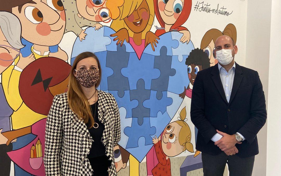 Fundación FDI y Fundación ConecTEA firman un acuerdo para mejorar la atención a las personas con autismo
