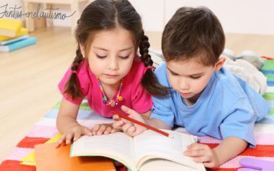 Fomentando la lectura en las personas con autismo.