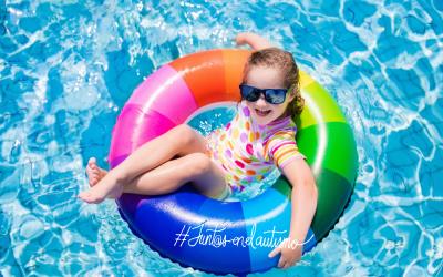 ¿Qué puedo hacer en vacaciones con mi hij@ con autismo?