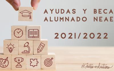 Ayudas y becas educativas para alumnos con autismo para 2021/2022